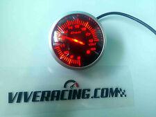 reloj voltimetro 60mm tipo defi volts gauge universal