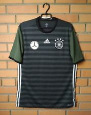Germany Training football shirt player issue size 9 jersey soccer Adidas