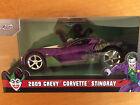 Jada 2009 Chevy Corvette Stingray (The Joker) 1:32 - Brand New in Box -Free Post