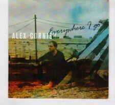 (HS965) Alex Cornish, Everywhere I Go - 2016 DJ CD