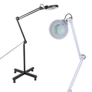 LED 127mm Kaltlicht Lupenleuchte Lupenlampe 5 Dioptrien 220-240V DE