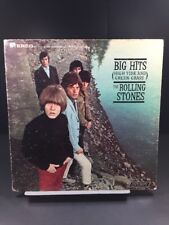 Rolling Stones, Big Hits (High Tide And Green Grass), London NPS 1, LP