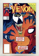 Venom Lethal Protector Limited Series #6 No-Price Variant (2nd Pt) VF Spider-Man