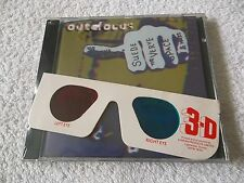 New & Sealed With 3D Glasses, VARIOUS - Outafocus CD 1997, STONE ROSES SUEDE CAN