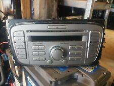 Ford 6000CD Radio-Viene Con Código-Mondeo S Max Galaxy Focus 2006 07 08 09 10