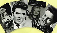 TAKKEN 1960s ☆ FILM/MUSIC STAR ☆ Postcards issued in Holland #AX4706 to #AX4820