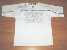 NEW YORK JETS COLORS EMERSON BOOZER #32 JERSEY - CLENCH - SIZE MEDIUM