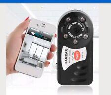 CAMERA MINI Q7 WIFI DVR WIRELESS IP VIDEO RECORDER TELECAMERA P2P A INFRAROSSI