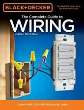 Black & Decker The Complete Guide to Wiring, Updated 6th Edition:On CD in PDF!