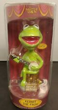 The Muppets Show Kermit The Frog Bobblehead Bobblew Dobbles Toy Figure