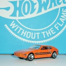 Hot Wheels Volkswagen SP2 #126 HW 2010 All Stars 8/10 Orange VHTF!!