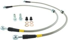 StopTech 950.42000 Stainless Steel Braided Brake Hose Kit Fits 03-08 FX35 FX45