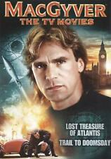 Macgyver: The Tv Movies New Dvd
