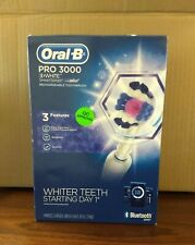 Oral-B Pro 3000 3D Action Rechargeable Toothbrush With Charging Station