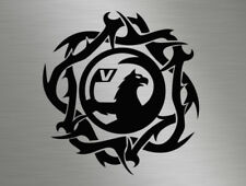 New Style Vauxhall logo Tribal Tattoo vinyl decal stickers window car day van