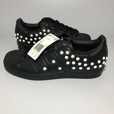 Adidas Originals Superstar Studs Black Women's Shoes Sneakers FV3343 size 7.5