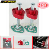 2X Red Manual Cam Chain Adjuster Tensioner For Honda SuperHawk VTR1000 VTR1000F