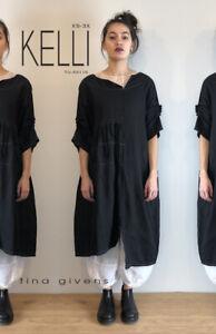 "TINA GIVENS ""KELLI DRESS A9116"" Sewing Pattern"