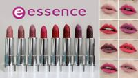 Essence Lipstick  Velvet Matte Finish High Pigmentation Color-Dispersion