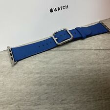 Genuine Apple Watch Classic Buckle Band - Sapphire 42/44mm