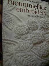 Mountmellick Embroidery Inspired By Nature Craft Book-Stanton/Scott, Paperback,