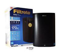 3M Filtrete - Elite - Home Air Purifier - 99.97% HEPA Filter - 170 Sq Ft Area