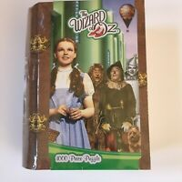 The Wizard Of Oz 1000 Piece Jigsaw Puzzle In Book Box Masterpiece