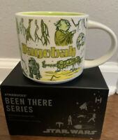 Starbucks Mug 2020 Disney Star Wars Been There Series Dagobah In Hand