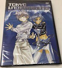 Tokyo Underground Irruption Volume 2 Brand New DVD!