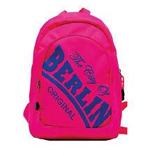 "ROBIN RUTH Kleiner Rucksack ""Berlin Original"" NEU/OVP Bagpack Pink Blau Kinder"