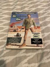 BREAKING BAD- THE COMPLETE FIRST SEASON- REGION 1- NEW/SEALED