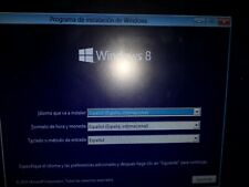 DVD RECOVERY  WINDOWS 8.1 PRO  REPARAR HP 64 BITS FORMATEAR  RECUPERACION