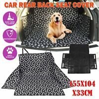Waterproof Heavy Duty Dog Car Boot Liner Bumper Dirt Pad Pet Cover Protector Mat