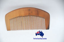 Beard / Mustache Comb - Sandalwood - Hand made