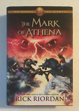 Mark Of Athena by Rick Riordan (Heroes of Olympus, Book 3 - 2012, Hardcover)