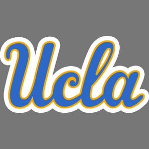 UCLA Bruins NCAA Football Vinyl Sticker Car Truck Window Decal Laptop