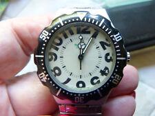 Gents Swiss 1997 YDS1004 Big Time Swatch Irony Scuba Bracelet Watch, 1997