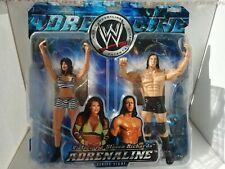 WWE ACTION FIGURE set of VICTORIA AND STEVEN RICHARDS series eight jakkspacific