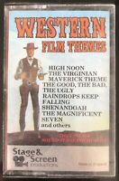 Western Film Themes Cinema Soundstage Orchestra Cassette Tape SSC-711 England