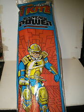 Vintage Nos 1987 Spectra Star Kites Captain Power & The Soldiers of the Future