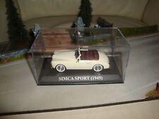 Ixo - Simca Huit / 8 Sport 1949 - FF6
