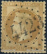 FRANCE EMPIRE N° 28 OBLITERATION GC 4423 CHENOISE SEINE ET MARNE A VOIR