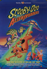 Scooby Doo and the Alien Invaders  - original movie poster - 27x40