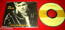 THE SMITHS - William It Was Really Nothing - Rare UK CD Single /Rough Trade