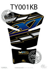 Yamaha XJR 1200 XJR 1300 Motorcycle Tank Pad Tankpad Motografix 3D Gel Protector