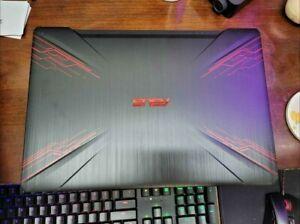Asus TUF Gaming Laptop FX504G (NVDIA GeForce GTX 1050ti, 256 GB, 8GB Ram)