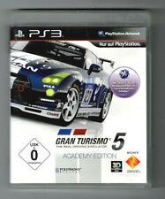 Gran Turismo 5 -- Academy Edition (Sony PlayStation 3, 2012) - ps3 juego
