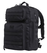 Fast Mover Quick Access Tactical Backpack Pack Black Rothco 2290