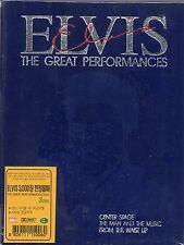 Elvis Presley - The Great Performances (3DVD) Import *SEALED*