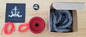 YoYo Workshop Capstan In Red In Excellent Condition